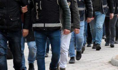 Malatya'da 10 terör zanlısına gözaltı!