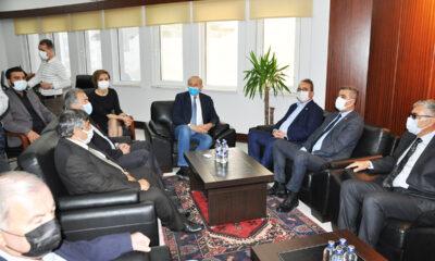Aydın'ın CHP'li Vekili Tezcan'dan Didim ziyareti