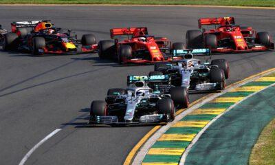 Formula 1'de yeni sezon 28 Mart'ta başlıyor