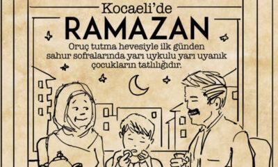 Kocaeli eski Ramazanları getirdi