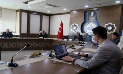 Aksaray Üniversitesi Rektörü Şahin'den öğrenci vurgusu
