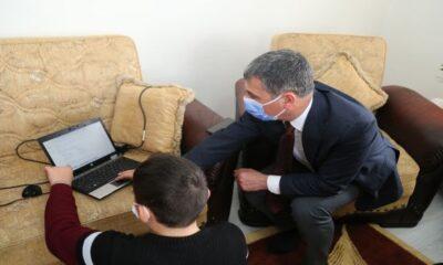 Ankara Gölbaşı'nda çocuklara fiber hızında internet