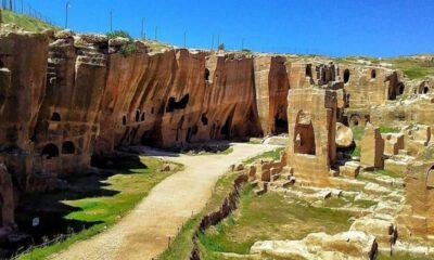 Doğu'nun antik efesi Dara'da bir asırlık kazı… (Özel Haber)