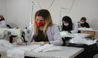 Kilis'te maskeler ücretsiz dağıtılıyor