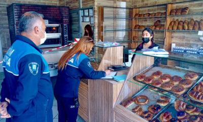 Aydın'da Didim Zabıtası denetimlerini sürdürüyor
