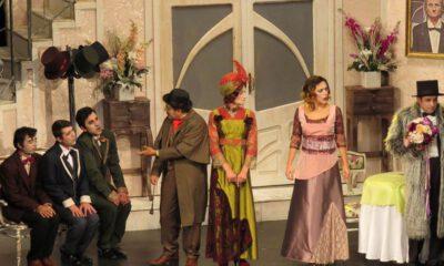 Bursa Şehir Tiyatrosu'na Antalya'da büyük ilgi