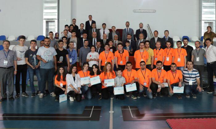 roBTÜ 2018'in şampiyon robotları belli oldu