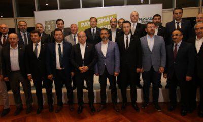 Bursa protokolü MÜSİAD iftarında buluştu