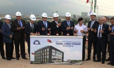 Bursa OSB'den emniyet teşkilatına bina desteği