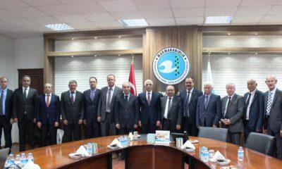 Tariş Yönetim Kurulu'dan Marmarabirlik'e ziyaret