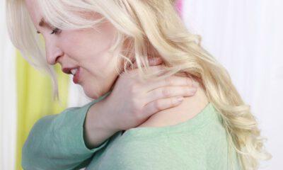 Ev kadını en çok omuz ağrısından çekiyor