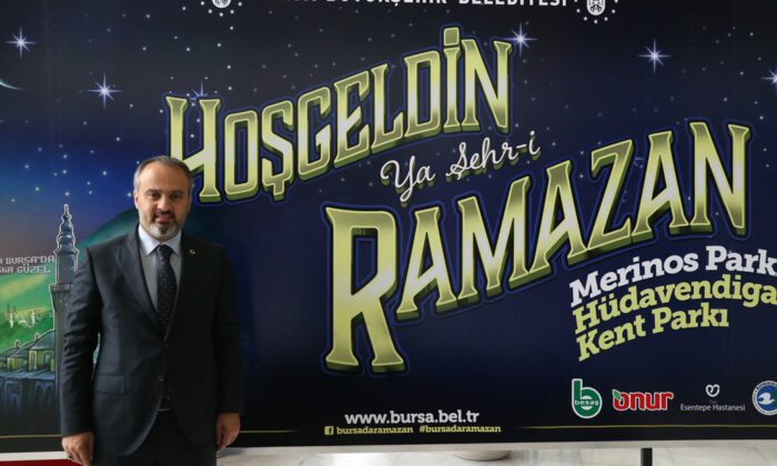 Bursa'da Ramazan etkinliklerine Onur desteği…