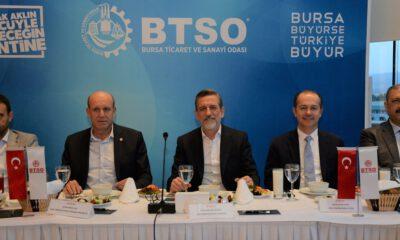'Yerli otomobili Bursa'ya kazandırmak için çalışıyoruz'