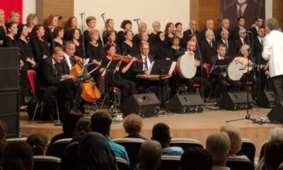 Seramiksan Korosu'ndan muhteşem konser