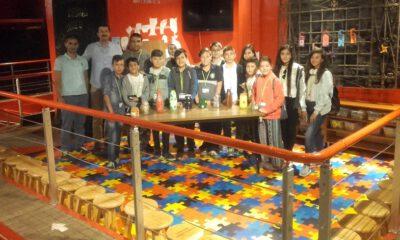 Merinos'ta çocuklara 'yenilenebilir enerji' sunumu