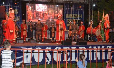 Bursa'da Şehr-i Ramazan'a muhteşem final