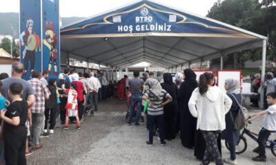 BTSO iftar sofraları, 15 günde 30 bin kişiyi ağırladı