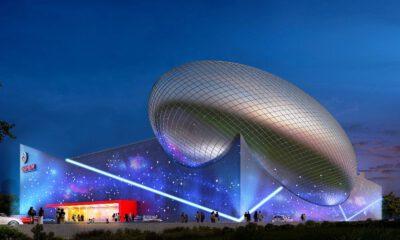 Gökmen Uzay Havacılık Eğitim Merkezi inşaatı ağustosta hazır