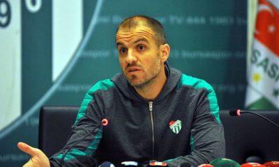Bursaspor Teknik Direktörü Mustafa Er: 8-11 oyuncu alacağız
