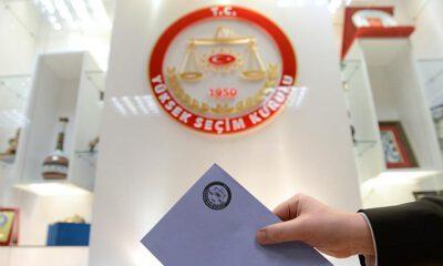 YSK'dan ilginç duyuru: Seçimler iptal edilirse…