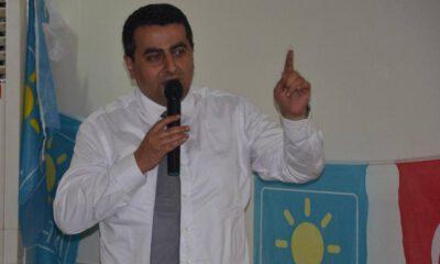 Milletvekili Adayı İsmail Şenol: Ülkenin tek kurtuluşu İYİ'lerde…