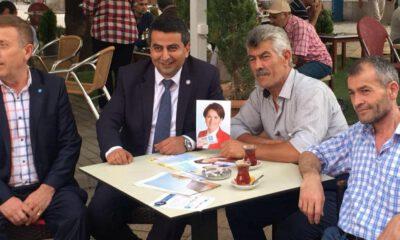 Bursa'da İYİ'ler iyi çalışıyor