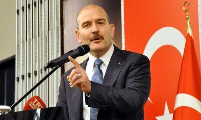 CHP'den, Bakan Süleyman Soylu hakkında suç duyurusu