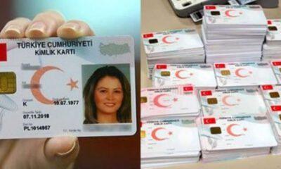 Kimlikte yeni dönem: TC Kimlik kartları artık birçok alanda kullanılabilecek