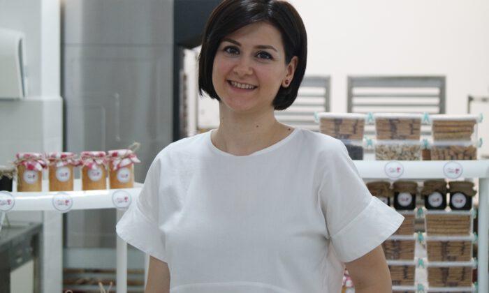 Bursa'da bebeği için üretti, şimdi tüm Türkiye'ye satıyor