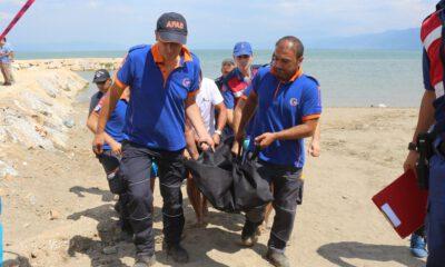 İznik Gölü'ne serinlemek için giren iki çocuk boğuldu