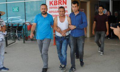 Bursa'da cinayet zanlısına tutuklama