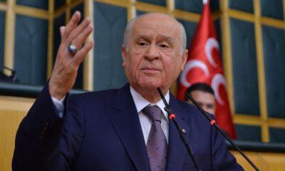 MHP Lideri Bahçeli'den; 'tüm adaylara FETÖ incelemesi talimatı'