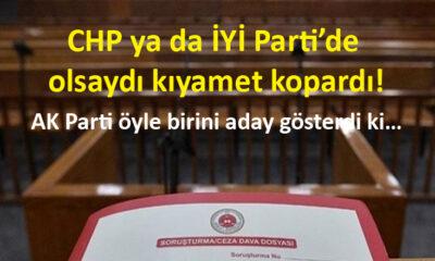 AK Parti'de FETÖ soruşturması süren aday…