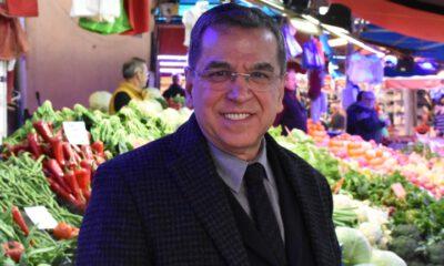 Aydın Ağaoğlu'ndan tüketiciye 'semt pazarı' önerisi