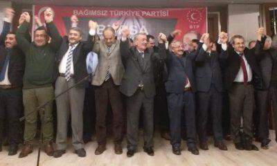 Bağımsız Türkiye Partisi, Bursa belediye başkan adaylarını açıkladı