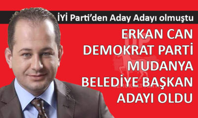Erkan Can da İYİ Parti'de aday adayı istifa furyasına katıldı