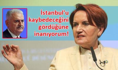 İYİ Parti Genel Başkanı Meral Akşener, Yıldırım'a kimi örnek gösterdi?