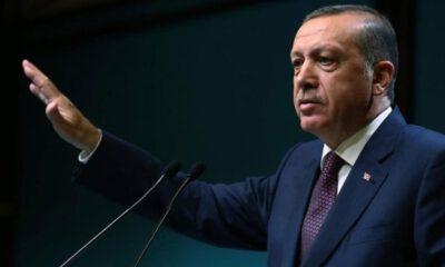 Cumhurbaşkanı Erdoğan: Suriye'de işgal gibi bir derdimiz yok!
