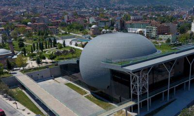 Panorama 1326 Bursa Fetih Müzesi ziyarete açıldı