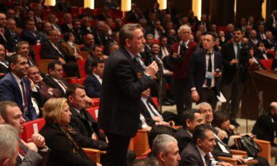 Burkay: Yüksek teknolojili üretim için 1. Bölge'de mekansal planlama revize edilmeli'