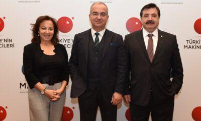 MAİB Başkanı Karavelioğlu, makine ihracatı hedeflerini açıkladı