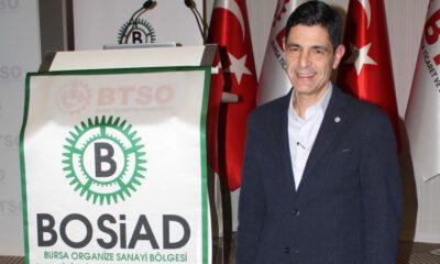 BOSİAD Başkanı Çağan: Ekonomide bir daralma yaşanabilir