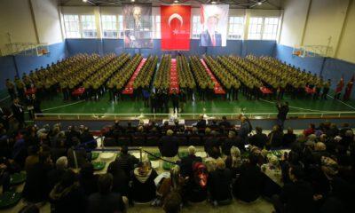 Bursa'da 410 bekçi eğitimlerini tamamladı