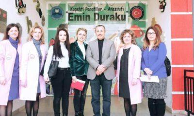 Uludağ Üniversitesi ile Kosova Priştine Üniversitesi arasında işbirliği: Mevlana Projesi
