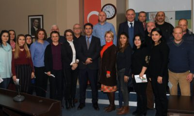Osmangazi Belediyesi personeline omurga sağlığı semineri