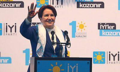 Meral Akşener, Twitter'dan paylaştı!