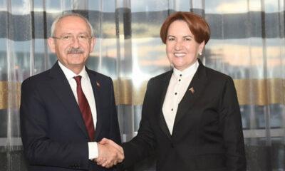 Akşener'den Kılıçdaroğlu'nun Cumhurbaşkanı adaylığı ile ilgili açıklama