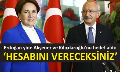 Cumhurbaşkanı ve AK Parti Genel Başkanı Erdoğan, Konya'da konuştu