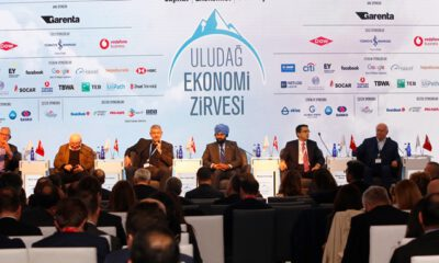8. Uludağ Ekonomi Zirvesi'nde global şirket yaratmak tartışıldı