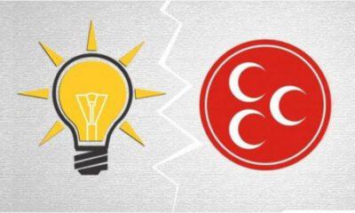 AK Partililer MHP'lilere saldırdı: Cumhur İttifakı o ilde dağıldı!